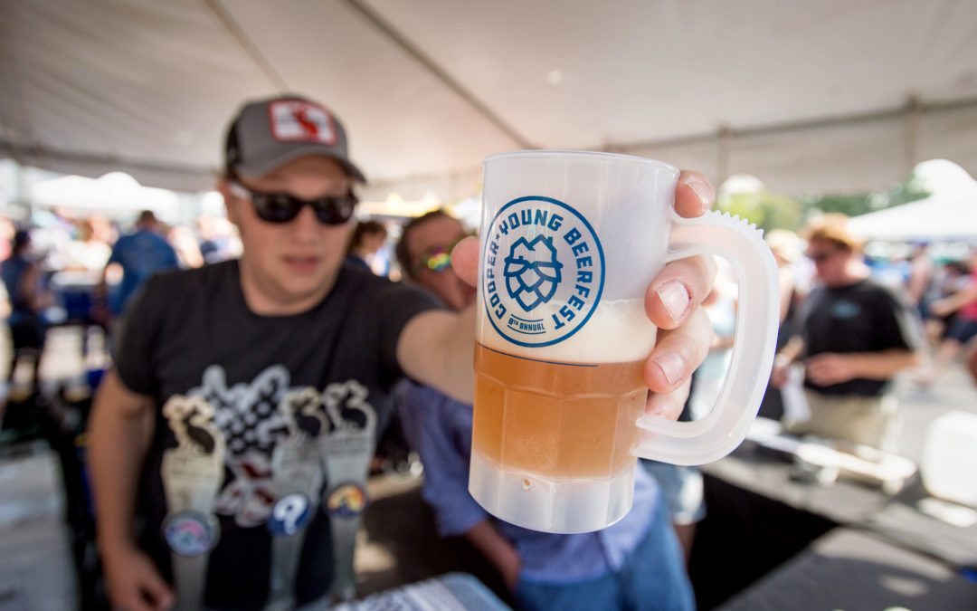Ninth Cooper-Young Beerfest bigger than ever