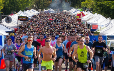 Cooper-Young 4 Miler/Festival Survival Tips (for CY Residents)