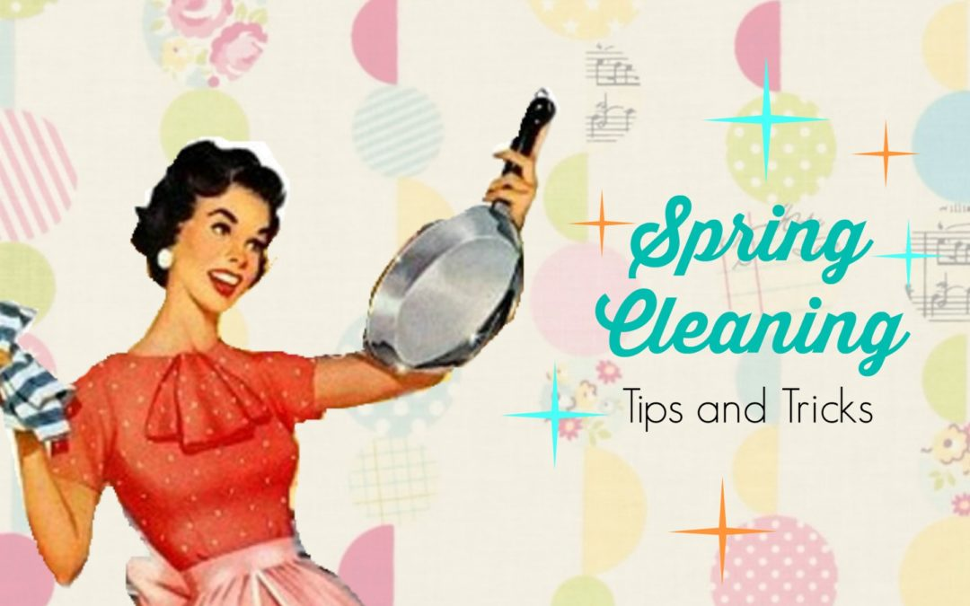 Top 10 Chemical-Free Spring Cleaning Tips