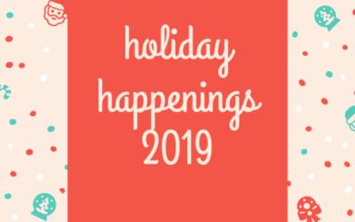 Memphis Holiday Happenings 2019