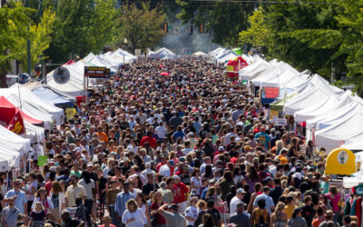 How to Survive the Cooper-Young Festival
